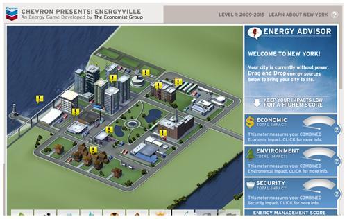 ChevronEnergyville