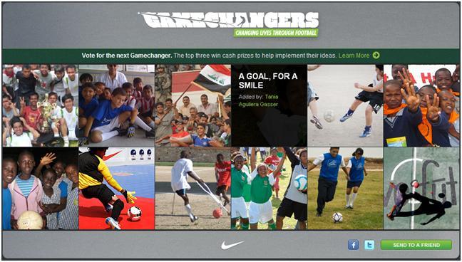 NikeGamechangers